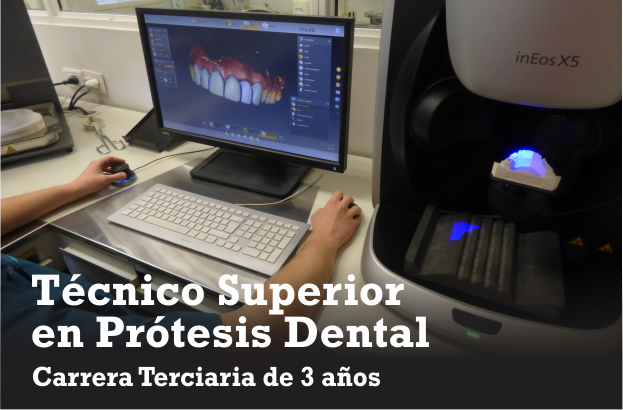 Técnico Sup. en Prótesis Dental